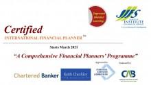 Certified International Financial Planner